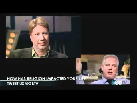 "Glenn Beck talks God & Politics w/ Pastor Robert Morris @ Gateway Church ""The Blessed Life"" on GBTV"