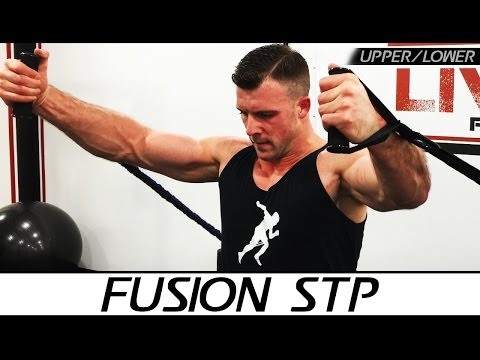 Fusion STP Upper/Lower Chest At Home Workout