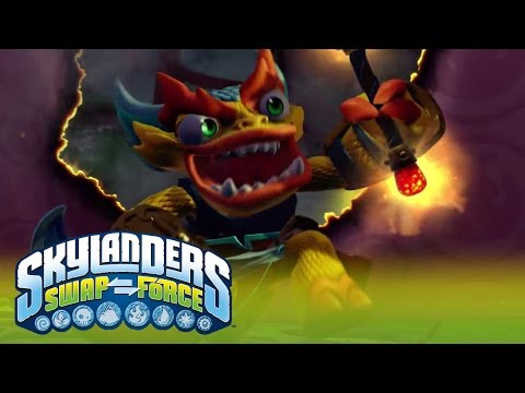 Skylanders Short Cuts: Fire Kraken!