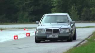 D. Byczkowski / J. Kowalski Mercedes-Benz W 124 Coupe CE