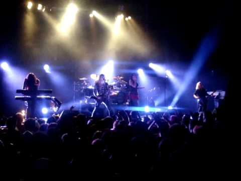 Nightwish with Floor Jansen - Ghost River (Live In San Francisco)