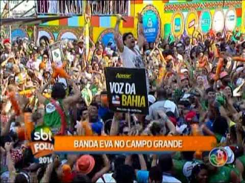 Minha Pequena Eva | Banda Eva e Felipe Pezzoni | Carnaval 2014