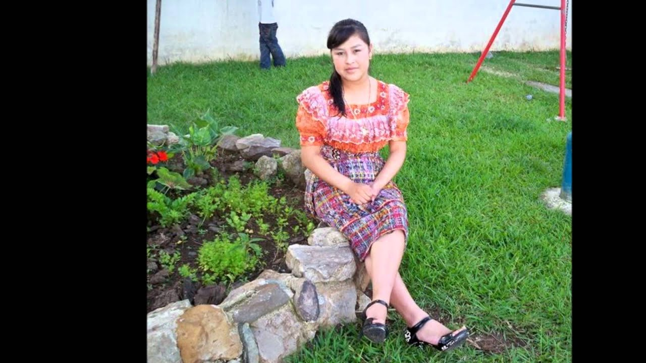 Mujeres Bonitas Indigenas De Guatemala