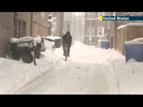 Polar vortex storm to hit US and Canada