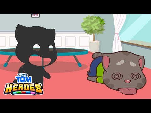 Talking Tom Heroes - The Shadows (Episode 26)