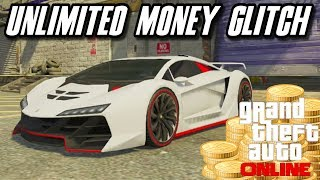GTA 5 Glitches - 700K EVERY 5 MINUTES MONEY GLITCH - BEST UNLIMITED MONEY GLITCH
