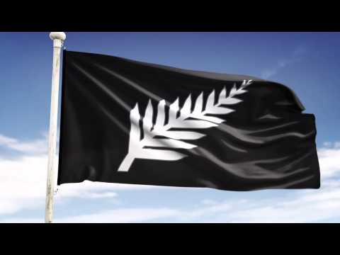 New New Zealand Flag design