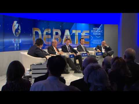 Davos 2014 - China, Europe, US  The Coopetition Challenge