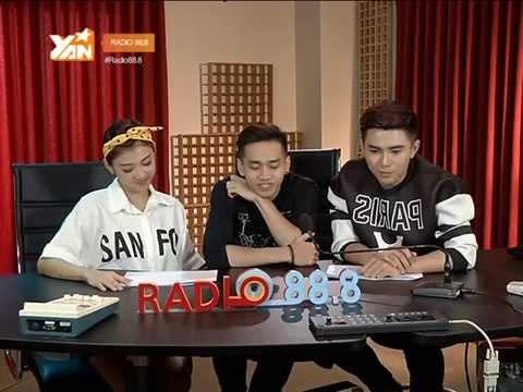 Radio 88.8: Hot boy dancer Ngọc Thịnh tạm dừng yêu để theo đuổi nghệ thuật (Tập 23 - full)