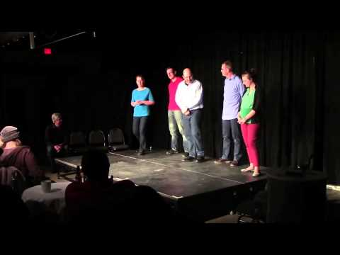Improv Colorado Spelling Bee February 2014