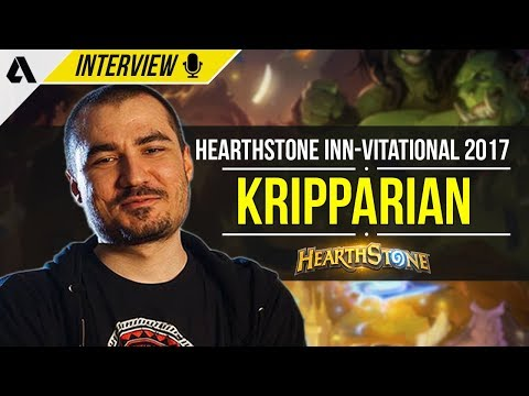 Kripparian / Firebat / J4CKIECHAN - Interview | Hearthstone Inn-vitational Blizzcon 2017