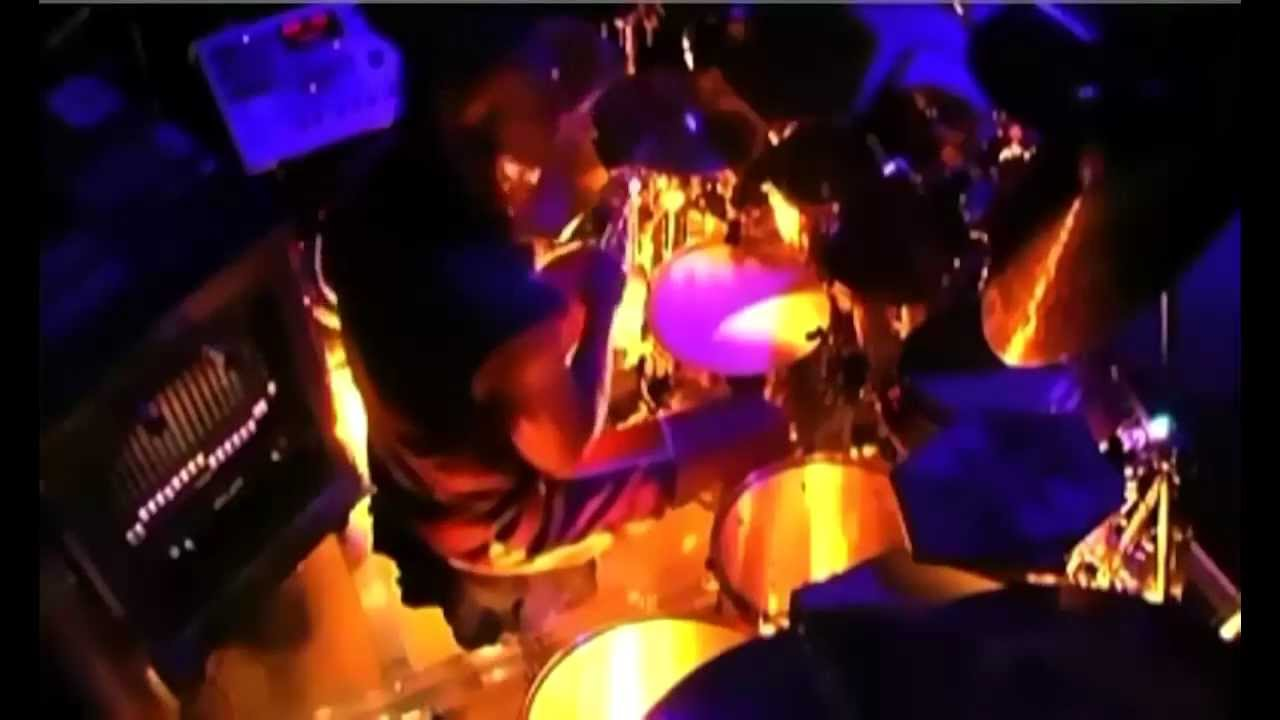 (HD) Danny Carey (TOOL) - Lateralus - Rockstreamgr 2013-10-12 08:51