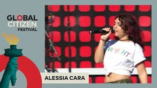 Alessia Cara Performs 'Here' | Global Citizen Festival NYC 2017