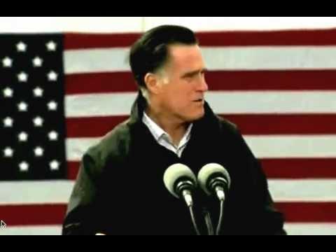 Mitt Romney Met Navy SEAL Killed In Benghazi @ Van Meter, Iowa (Full Speech) 10/9/12