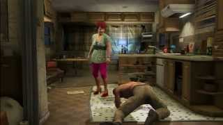 GTA V Strangers And Freaks Meet Trevor's Mom (GTA 5