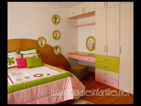 Murales infantiles pintura decorativa dormitorios de - Pintura para dormitorios infantiles ...