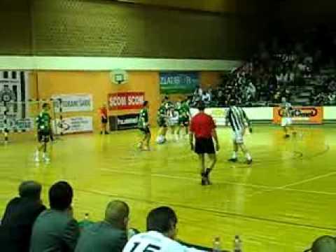 RK Partizan – RK Kolubara