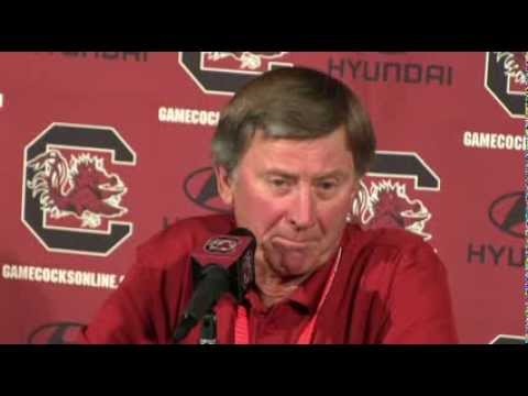 Steve Spurrier, players look to bounce back against Vanderbilt