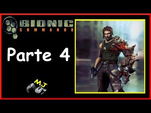 Cine games: Bionic Commando (Parte 4)