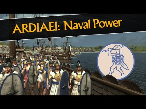 Total War: Rome 2 - Naval Power of the Ardiaei