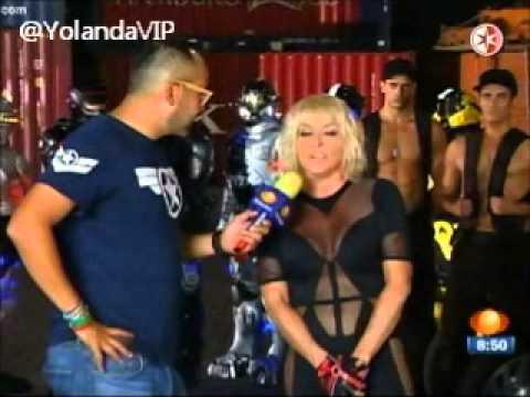 Yolanda Andrade Yuri entrevista Primero Noticias