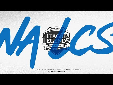NA LCS Summer (2018) | Playoff Tiebreakers