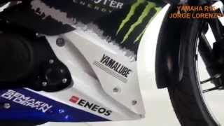 Yamaha R15 - Jorge Lorenzo Limited Edition