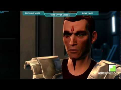 ★ Star Wars The Old Republic - Sith Inquisitor - Gannons Gameplay
