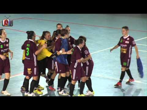 Serie A d'Elite: Locri-SS Lazio 4-3 (08/11/15)