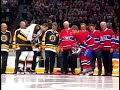 Boston Bruins - Montreal Canadiens