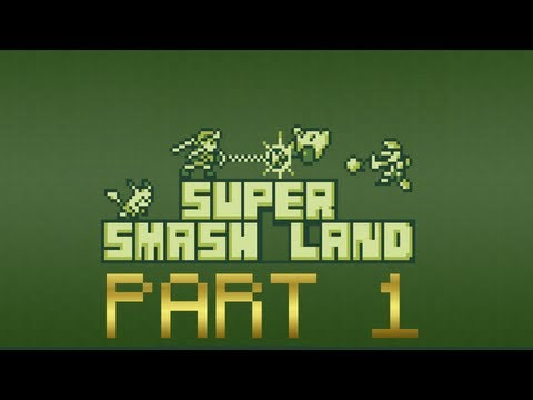 Flash Game: Super Smash Land