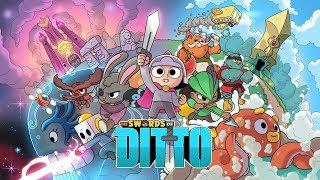 The Swords of Ditto - Megjelenés Trailer