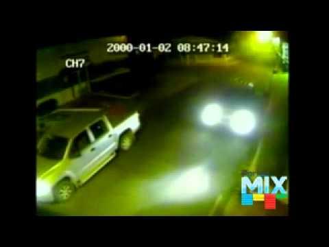 Veja as imagens do assalto que terminou na morte de PM