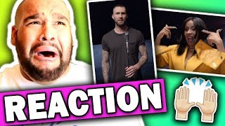 Maroon 5 ft. Cardi B - Girls Like You (Music Video) REACTION