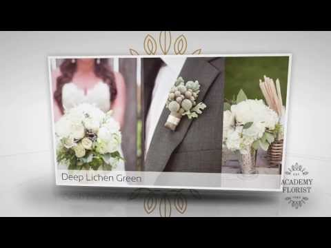 Fall 2013 Wedding Floral Trends | Academy Florist Winnipeg