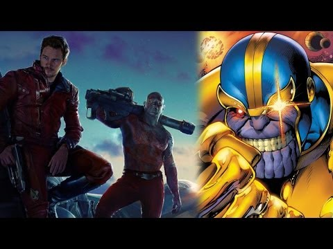 Kevin Feige Teases Thanos Details in Guardians of the Galaxy