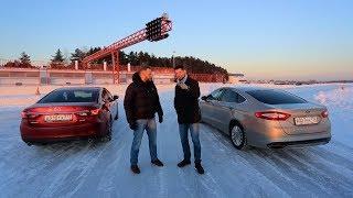 Выбор есть! Вып.48. Ford Mondeo и Mazda 6. Авто Плюс ТВ
