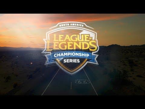 NA LCS Spring Split Promo: Rise Up (2018)