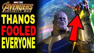 Here's What Thanos Really Did In Avengers Infinity War (Film Theory)