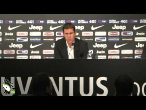 AS ROMA: Garcia post Juve