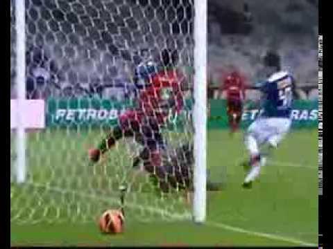 Gols de Willian ( bigode grosso) pelo Cruzeiro!