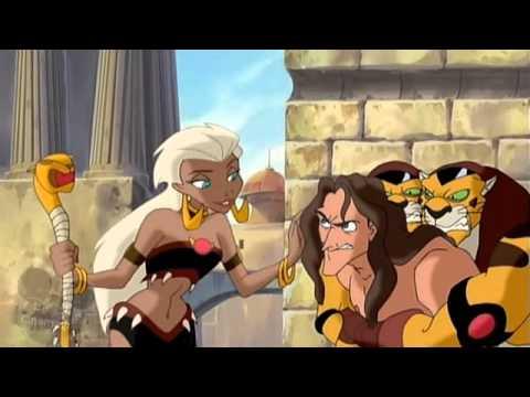 Tarzan - 04 - Tarzan e a Cidade Perdida de Opar (Parte 2 PT)