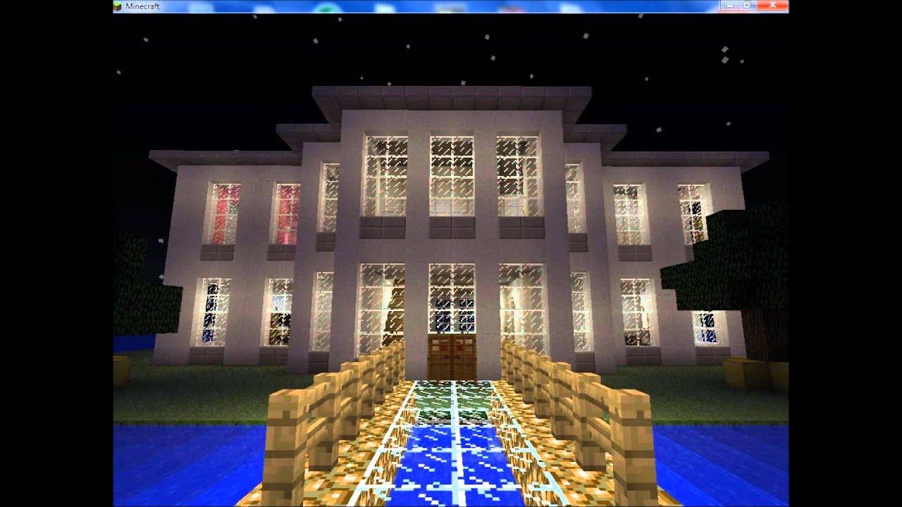 Las mejores casas en minecraft taringa for Casa moderna minecraft pe 0 10 5
