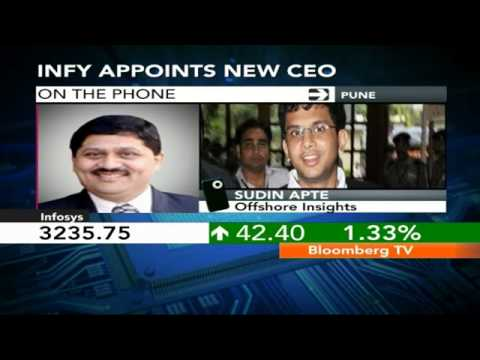 In Business: New CEO: A Makeover For Infosys?