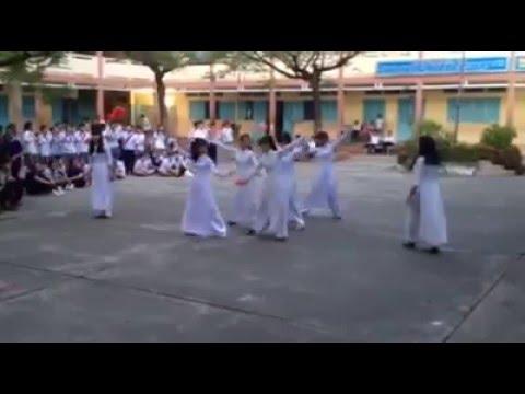 Múa Giấc mơ thần tiên 9a2 THCS Tân Phú