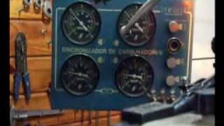 Sincronizando Carburadores VMAX