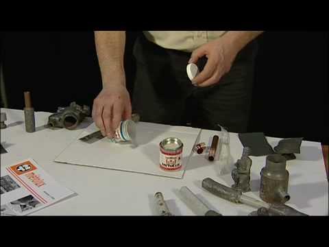 Metolux soudure froid youtube - Soudure a froid alu ...