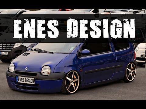 Renault twingo Virtual Car Tuning( Adobe Photoshop Cs6)