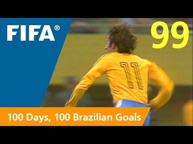 99 days to GO-AL! Dirceu (Argentina 1978)