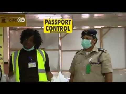 انتشار مهول لفيروس إيبولا القاتل